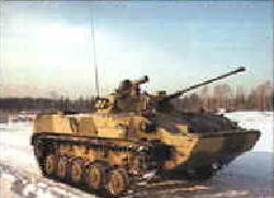 The Russians began tanks and IFVs towing light cage trailers as police cars in certain areas.  They had learned to use better INF-AFV coordination since the early days in Chechnia...