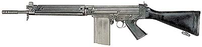 A weapon favored by Survivalists and Patriots alike, the SA58.